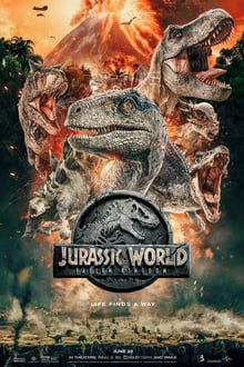 Jurassic World 2 – Reino Ameaçado (2018) Torrent – Dublado