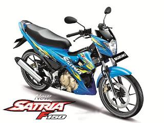 New Satria FU 150