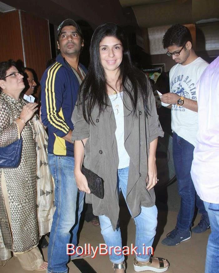 Anaita Shroff Adajania, Hot Images OF Manasvi Mamgai, Huma Qureshi, Sonakshi Sinha At  'Badlapur' Special Screening