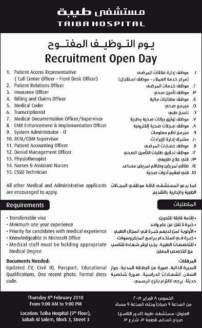 توظيف الكويت الإلكتروني