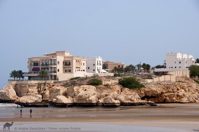 Zwiedzanie Muscatu