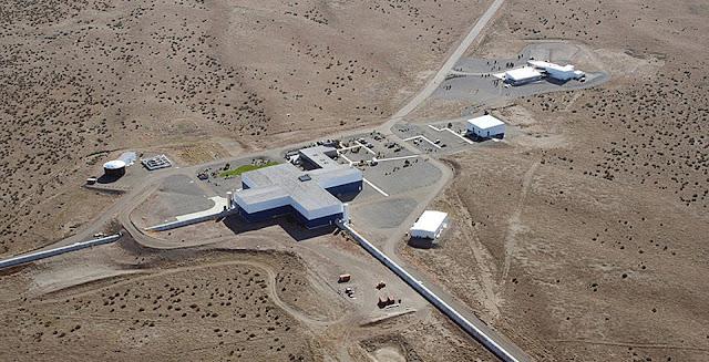 LIGO Hanford Observatory Credit: Caltech/MIT/LIGO Lab