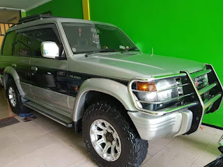 Jual Pajero 1995 GLS V6 3000 4WD Tangan ke2