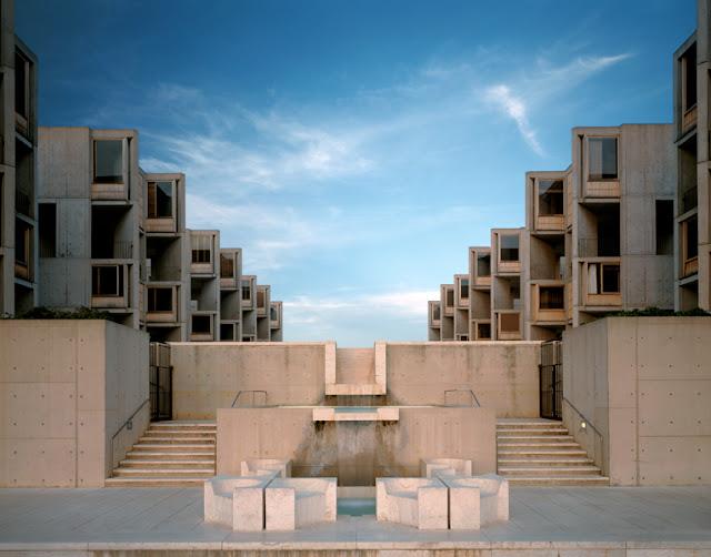 世界一美しい研究所。ルイス・カーンのソーク研究所【arichitecture】