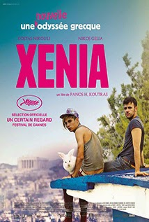 xenia movie poster