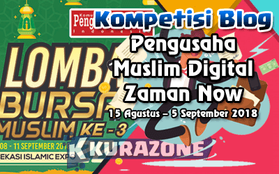 Kompetisi Blog - Bursa Muslim Bekasi Berhadiah Uang Tunai + Goodie Bag