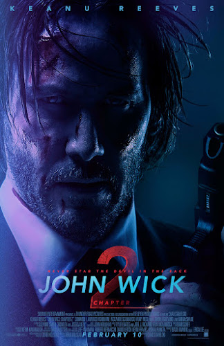 John Wick: Chapter 2 (BRRip 720p Dual Latino / Ingles) (2017)