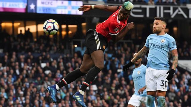 Manchester United Tunda Pesta Kemenangan Manchester City