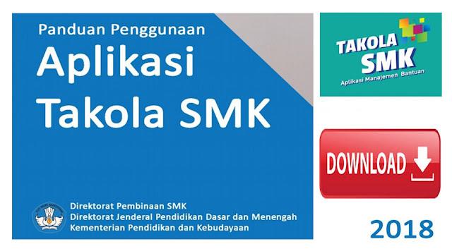 Download Panduan Penggunaan Aplikasi TAKOLA SMK