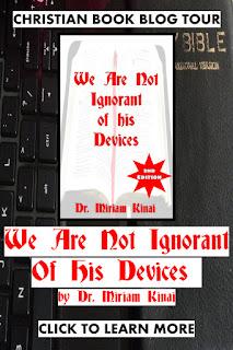 Christian book blog tour