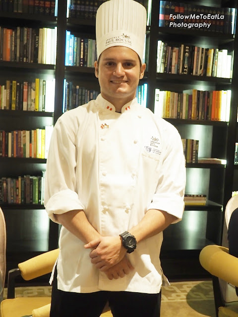 Executive Guest Chef Carlos Pardo Figueroa