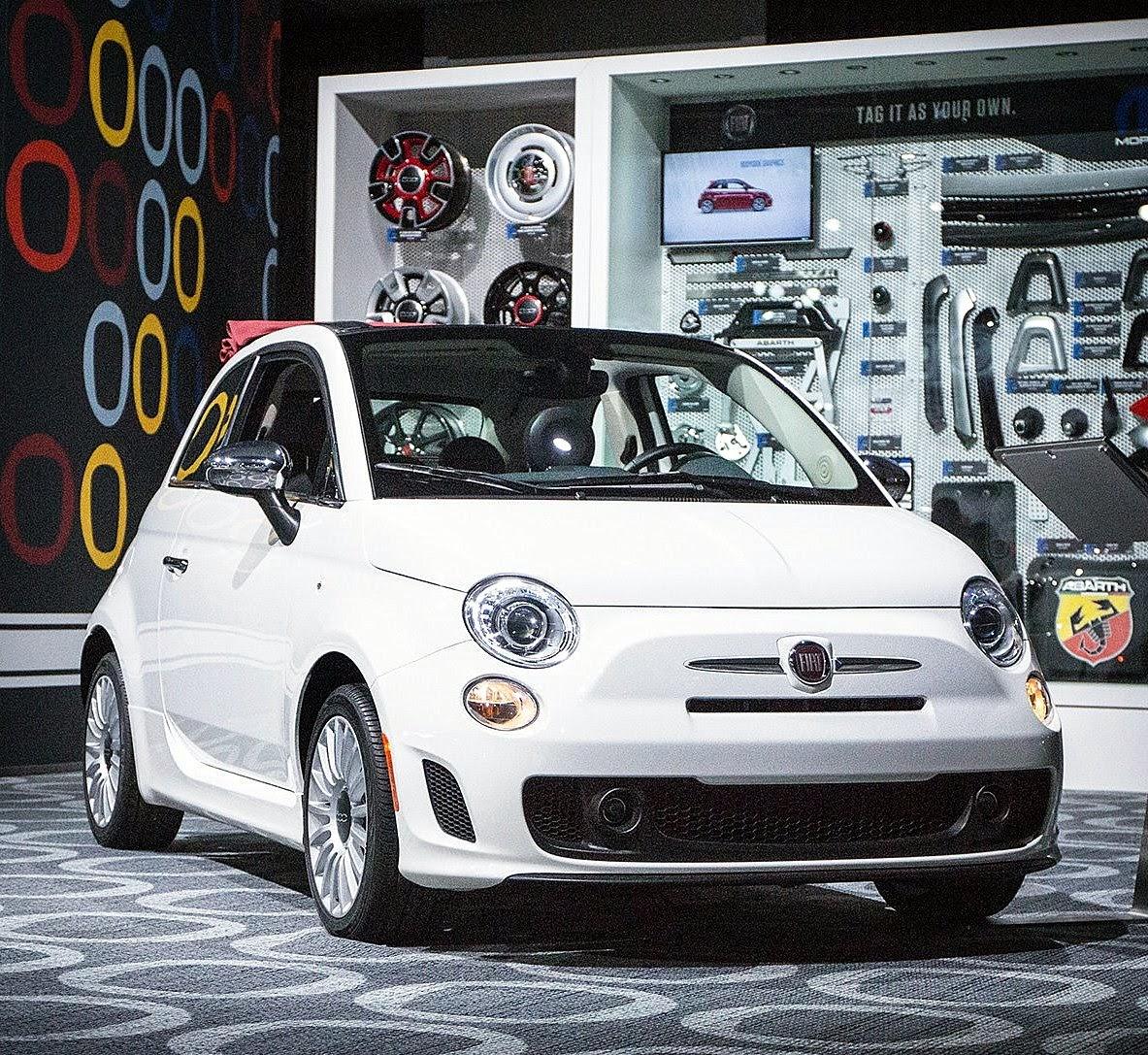 Fiat 500 USA: November 2018