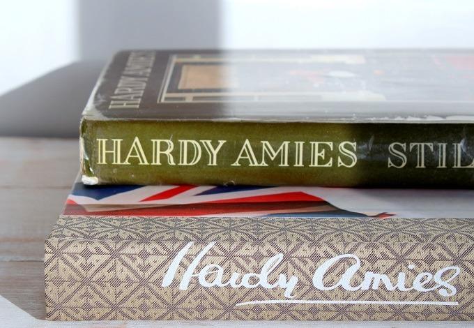 Hardy Amies books
