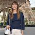 Caroline de Maigret marca presença na Front Row do desfile da Chanel na Semana de Moda de Paris como parte da Alta Costura Outono / Inverno 2017-2018 em Paris, França – 04/07/2017