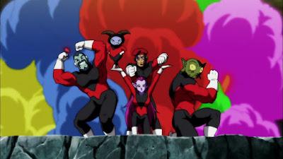 Pride Troopers Universe 11 || Download Dragon Ball Super Episode 101 Subtitle Indonesia
