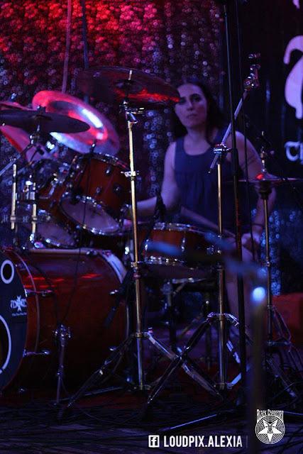 Ladies of Metal: Rachela Piras (Black Capricorn), Ladies of Metal, Rachela Piras, Black Capricorn