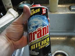 Drano, tin foil, and a little water in plastic drink bottles