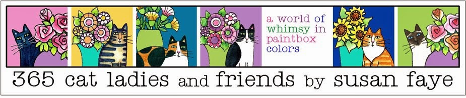 365 Cat Ladies and Friends
