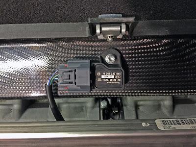 Caterham R500 Airflow Pressure Sensor and Connector Block