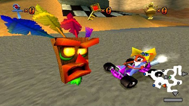 Download Crash Team Racing CTR PC Games Gameplay
