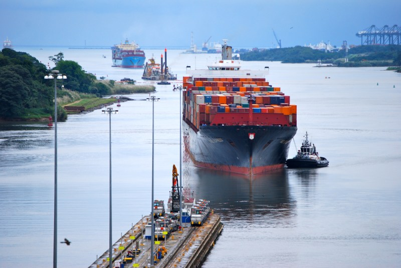 Panama Canal to Hold Lottery to Pick First Vessel Through Expanded Canal