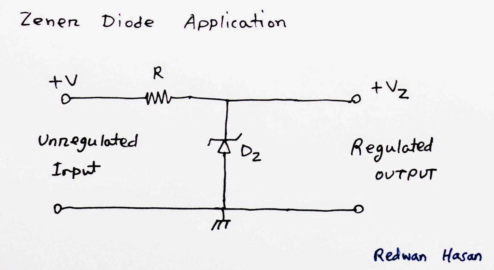 scavenger u0026 39 s blog  zener diode and linear voltage regulation