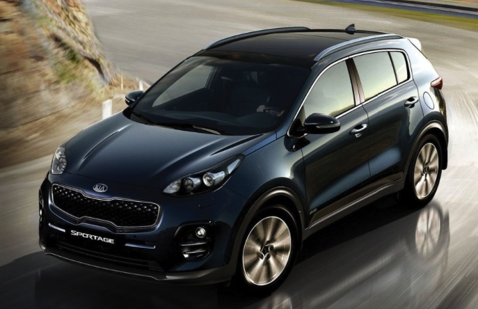 2018 Kia Sportage Review Car And Driver Review