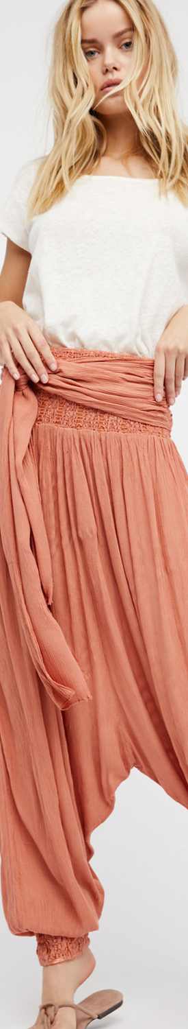 Free People Just Like This Convertible Jumpsuit