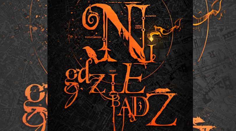 """Między dwoma Londynami. """"Nigdziebądź"""" Neil Gaiman"""