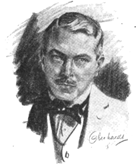 Author John Russell (1885-1956) c. 1918