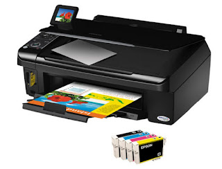business office at domicile together with pocket-size fellowship surroundings Epson Stylus TX400 Drivers Download