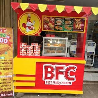Lowongan Kerja BFC fried Chicken Makassar