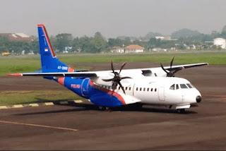 Pesawat C295 Pesanan Polisi Udara Polri