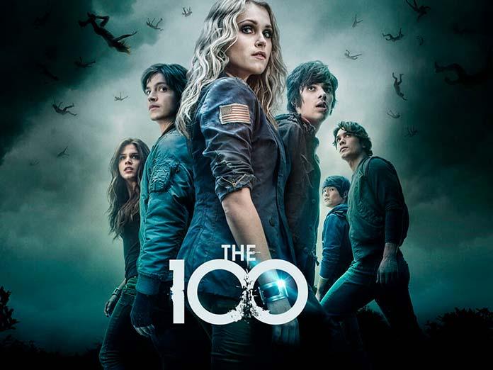 Los 100 Netflix