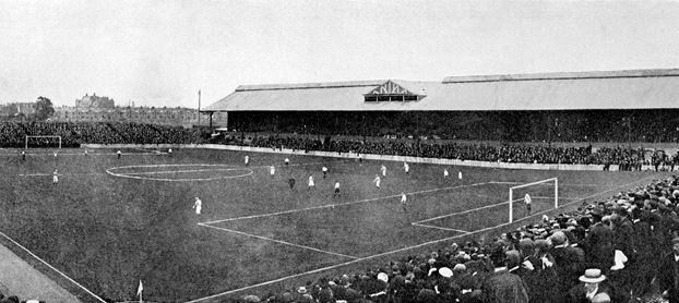 Craven Cottage 1923