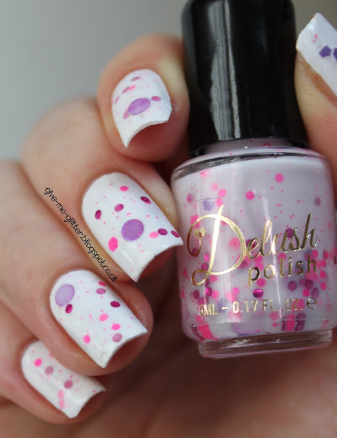 Delush Polish - A Peony For Your Thoughts