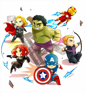 Review The Avengers