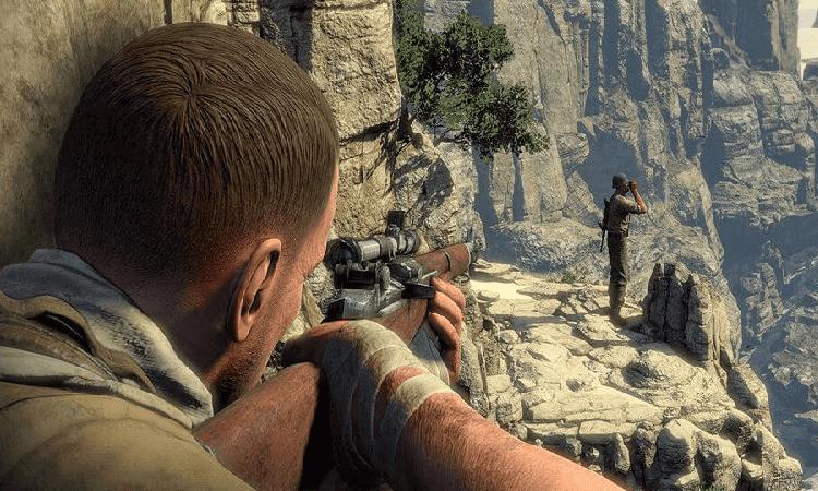تحميل لعبة sniper elite 3