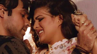 Emraan Hashmi Holding Sexy Jacqueline Fernandez For Lip Kiss