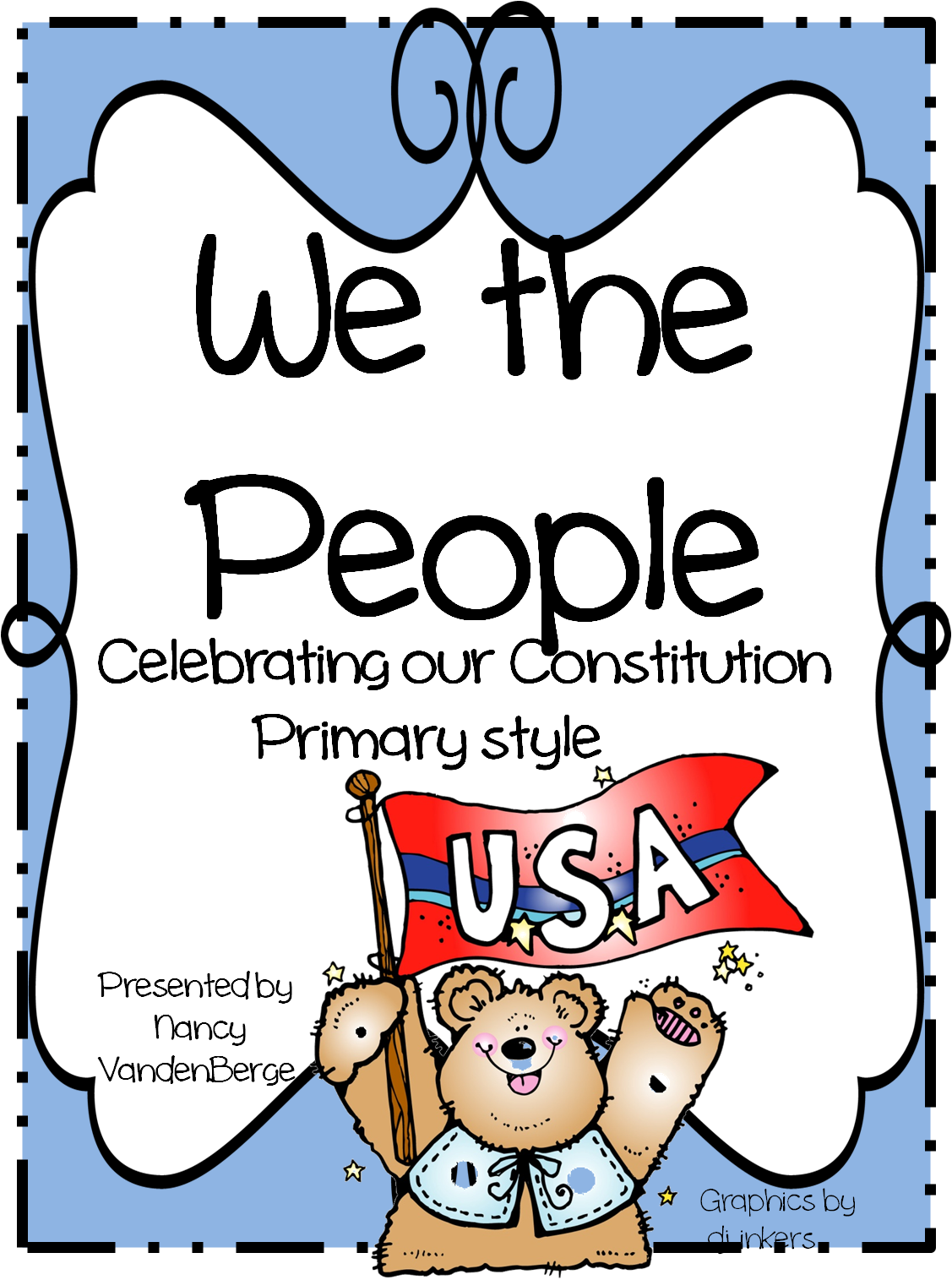 First Grade Wow Constitution Day