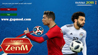 Download FTS WORLD CUP RUSSIA 2018 by ZenM Apk Data Obb