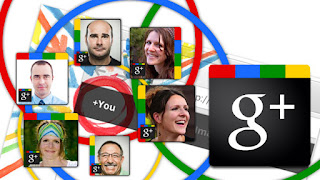 googleplus widget for blogger