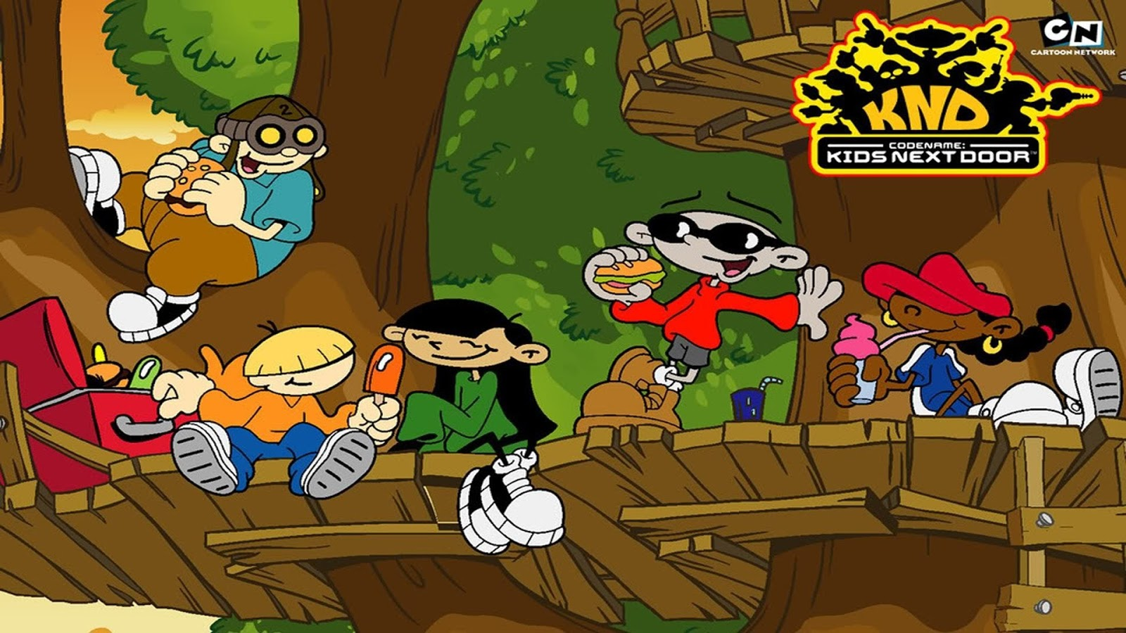 Old Cartoon Network Shows Time To Get Nostalgic Subscribe to treehouse direct for new clips, episodes. old cartoon network shows time to get