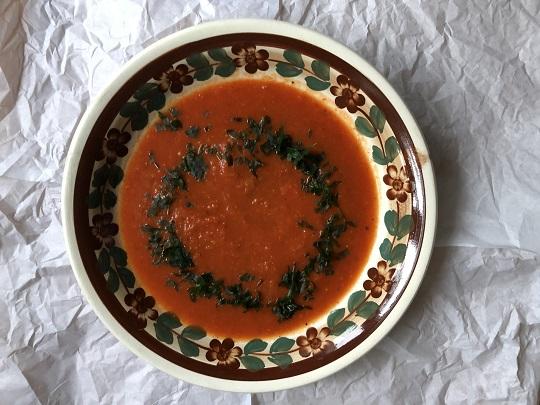 Perfekcyjna zupa pomidorowa