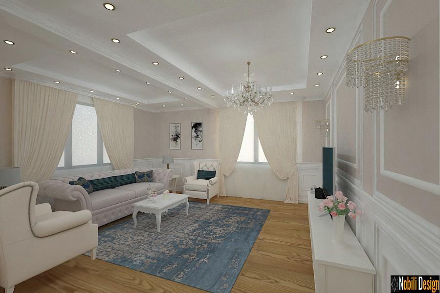 Birou arhitectura de interior Braila - Amenajari interioare casa clasic in Braila