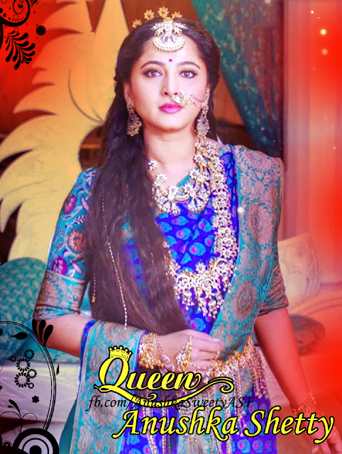 Queen AnushkaShetty