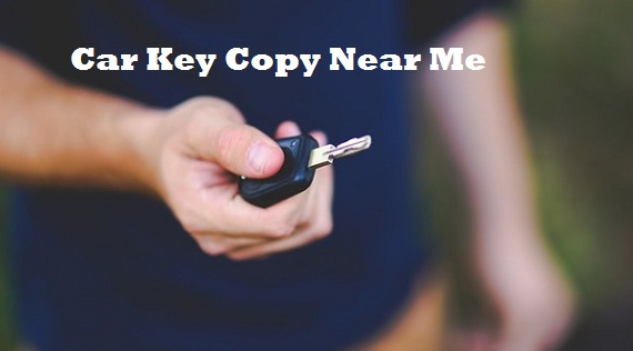 Car Key Copy Near Me