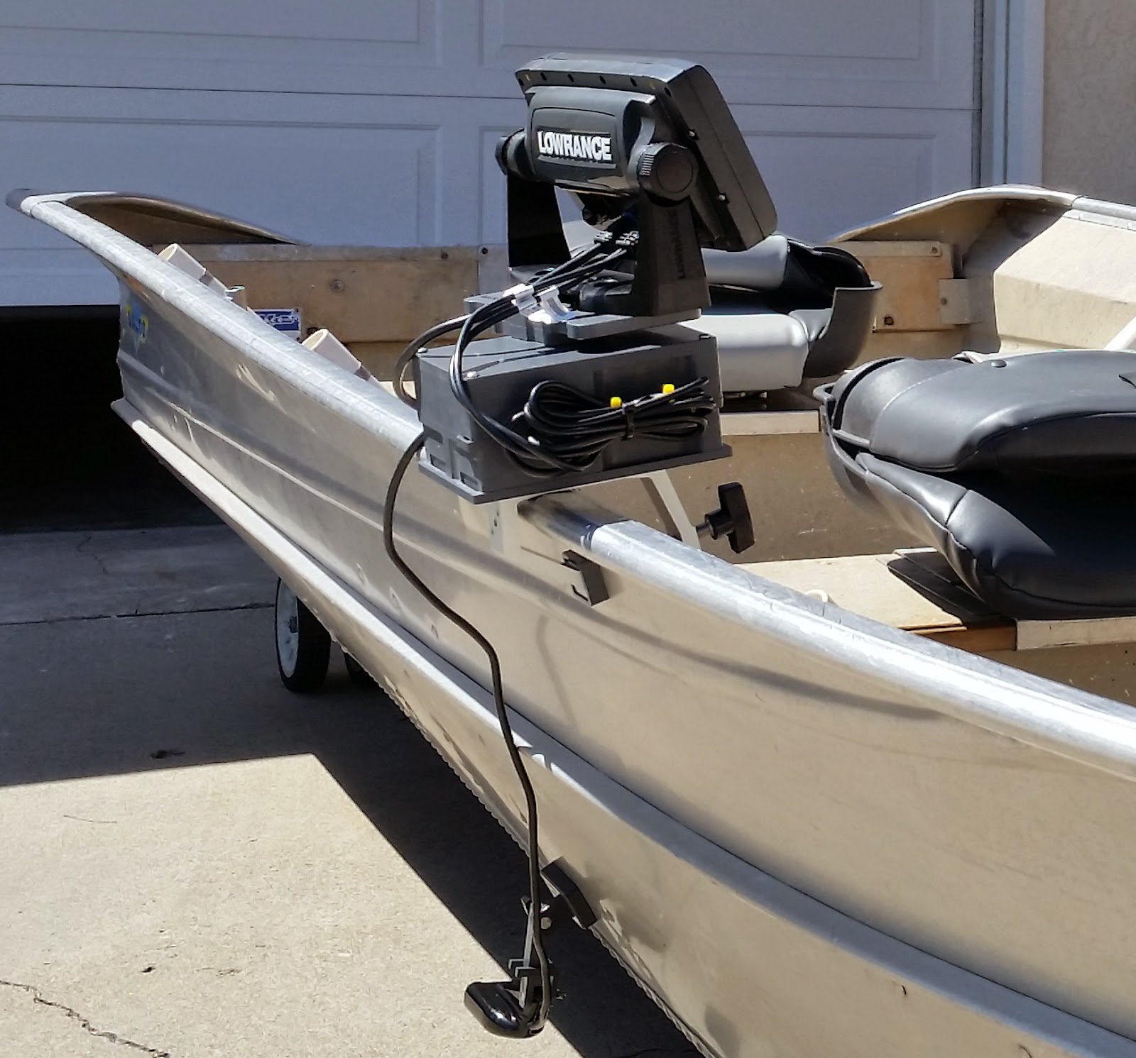 Fish Finder and Transducer Mounting Solutions: A Super