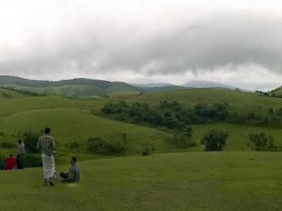 Barren Hills, Vagamon, Kerala
