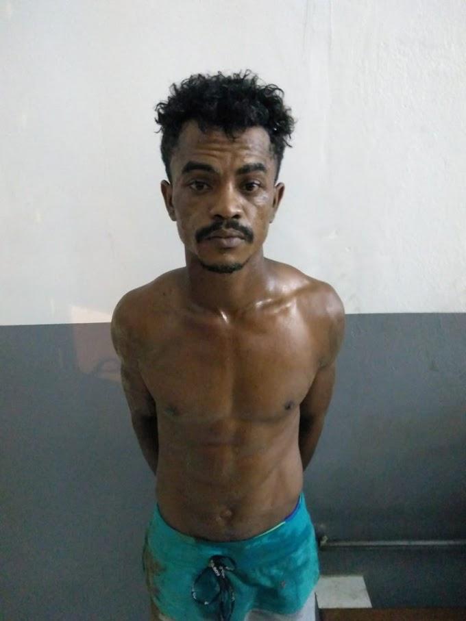 """CAXIAS - """"Capitão Caverna"""", suspeito de estuprar adolescente de 12 anos é preso no Campo de Belém"""
